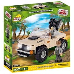 Small Army Vojenské vozidlo 100 k, 1 f