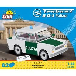 TRABANT 601 Polizei, 1:35, 82 k