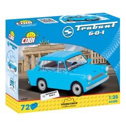 YTC Trabant 601 1:35, 72k