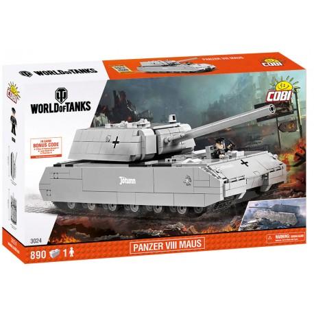 WOT SdKfz 205 Panzerkampfwagen VIII MAUS, 900 k, 1 f
