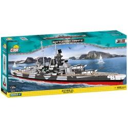 II WW Bitevník Tirpitz, 1:300, 1955 k