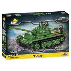 Small Army Tank T-54, 1:28, 480 k, 2 f