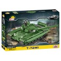 II WW Tank T-72 M1, 1:28, 550 k, 1 f