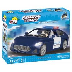 ACTION TOWN Dálniční policejní hlídka 117 k, 1 f