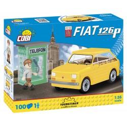 POLSKÝ FIAT 126p, 100 k, 1 f