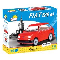 MALÝ FIAT 126p 1994-1999, 1:35, 72 k