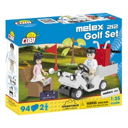 MELEX golf vozítko, 1:35, 94 k, 2 f