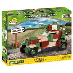II WW Obrněné vozidlo vz. 34, 253 k, 1 f