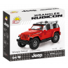 Jeep Wrangler Rubicon 1:35, červený, 94 k