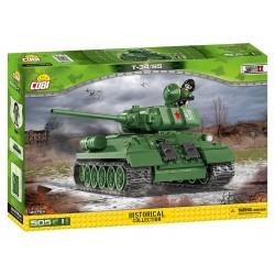 II WW T34/85 m 1944, 505k, 1 f