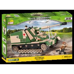 II WW Sd Kfz 164 Nashorn, 580 k, 2 f