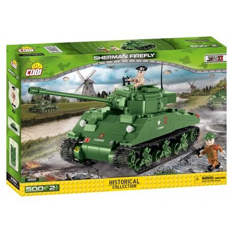 II WW Sherman Firefly, 500 k, 2f