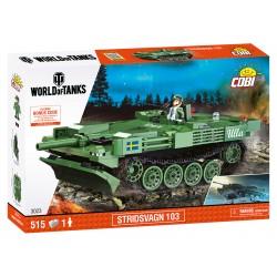 WOT Stridsvagn 103 (S-Tank), 515 k, 1 f