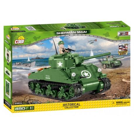 II WW M4A1 Sherman, 400 k, 2 f