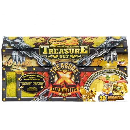 TREASURE X truhla série 2