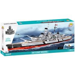 WOWS Bismarck, 1:300, 1976 k