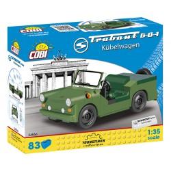 TRABANT 601 Kubelwagen, 1:35, 83 k