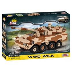Small Army WWO WILK, 500 k, 2 f
