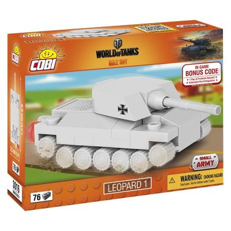 WOT Nano Tank Leopard 1, 76 k