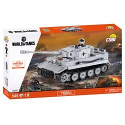 WOT Tiger I 545 k, 1 f