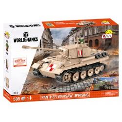 WOT Panther V Varšavské povstání 505 k, 1 f