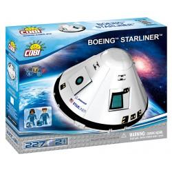Boeing CST-100 Starliner, 227 k, 2 f