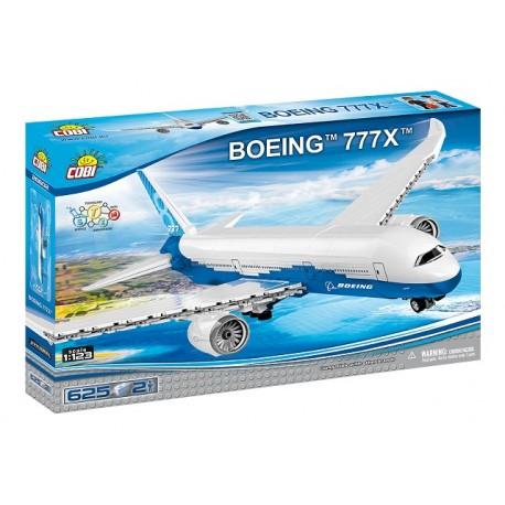 Boeing 777X, 1:123, 625 k, 2 f