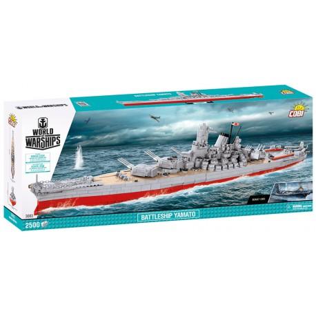 WOWS Bitevník Yamato, 1:300, 2500 k