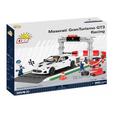 MASERATI GRAN TURISMO GT3 Racing set. 300 k, 2 f
