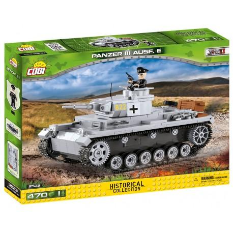 II WW Panzer III Ausf E, 470 k, 1 f