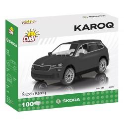 Škoda Karoq, 1:35, 100 k