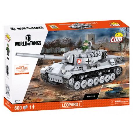 WOT Leopard I,1:35, 600 k, 1 f