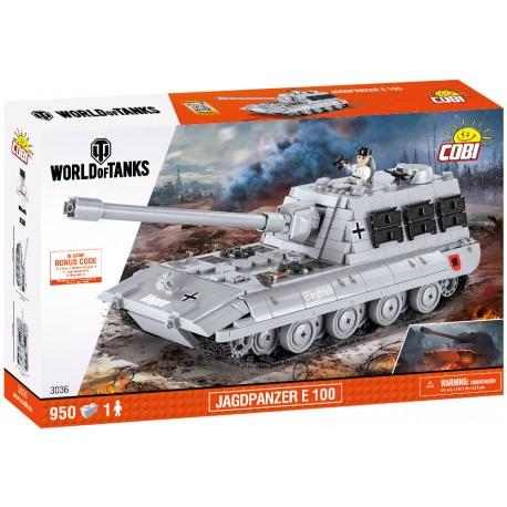 WOT Jagdpanzer E 100, 950 k, 1f