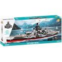 WOWS Bitevník Tirpitz, 1:300, 2000 k