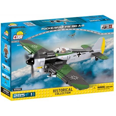 II WW Focke-Wulf Fw 190 A-8, 285 k, 1 f