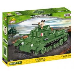 II WW Infantry Tank Mk. III Valentine, 406 k, 1 f