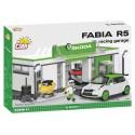 Škoda Fabia R5 - Racing garáž, 535 k, 1 f