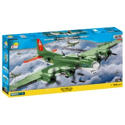 II WW B-17 Flying Fortress, 900 k, 1 f