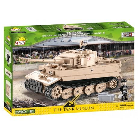 II WW Tiger I nr 131, 550 k, 2 f
