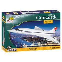 Concorde z Brooklands Museum, 450 k