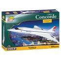 Concorde z Brooklands Museum, 455 k