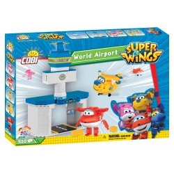 SUPER WINGS Letiště (Jett, Donnie) 510 k