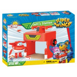 SUPER WINGS Jettova stanice 275 k