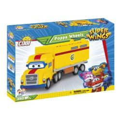 SUPER WINGS Poppa Wheels 351 k