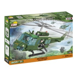 Small Army Air Cavalry UH, 410 k, 2 f