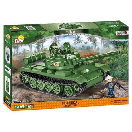 Small Army Medium Tank T-55 MBT, 506 k, 2 f