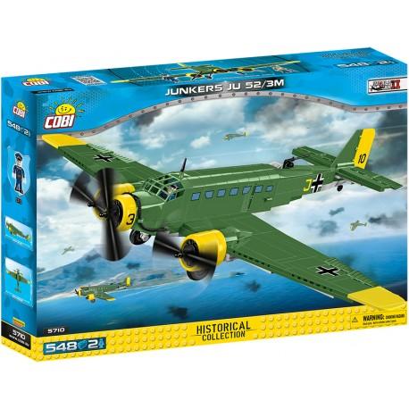 II WW Junkers JU 52/3M, 548 k, 2 f