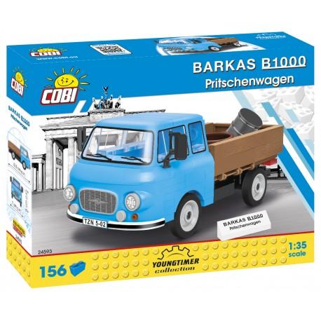 Barkas B1000 nákladní, 1:35, 156 k