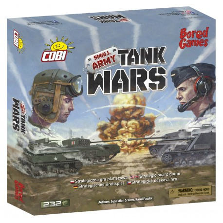 Small Army: Tank Wars hra, 232 k