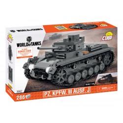 WOT Pz. Kpfw. III Ausf. J, 1:48, 286 k